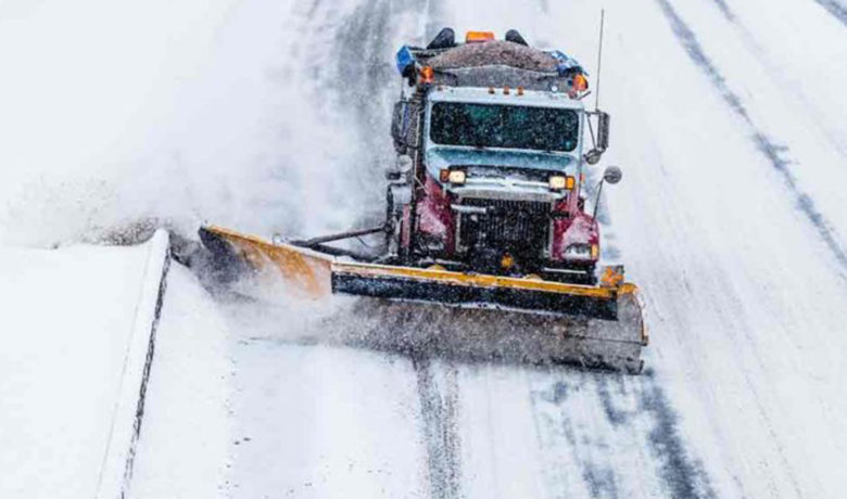 Sweetwater County Looks to Replace Snow Plow