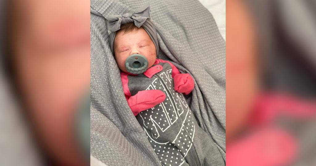 Birth Announcements: Sydney Jay Hamner