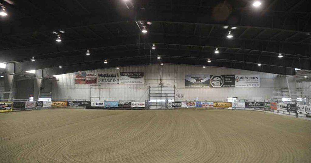 RS Police Officers are Seeking Information on Indoor Arena Burglary