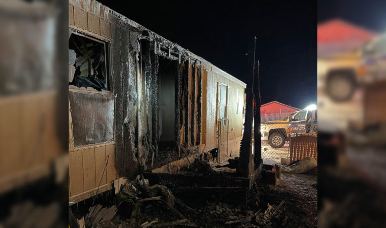 Rock Springs Home Lost to Heavy Fire, Smoke & Water Damage
