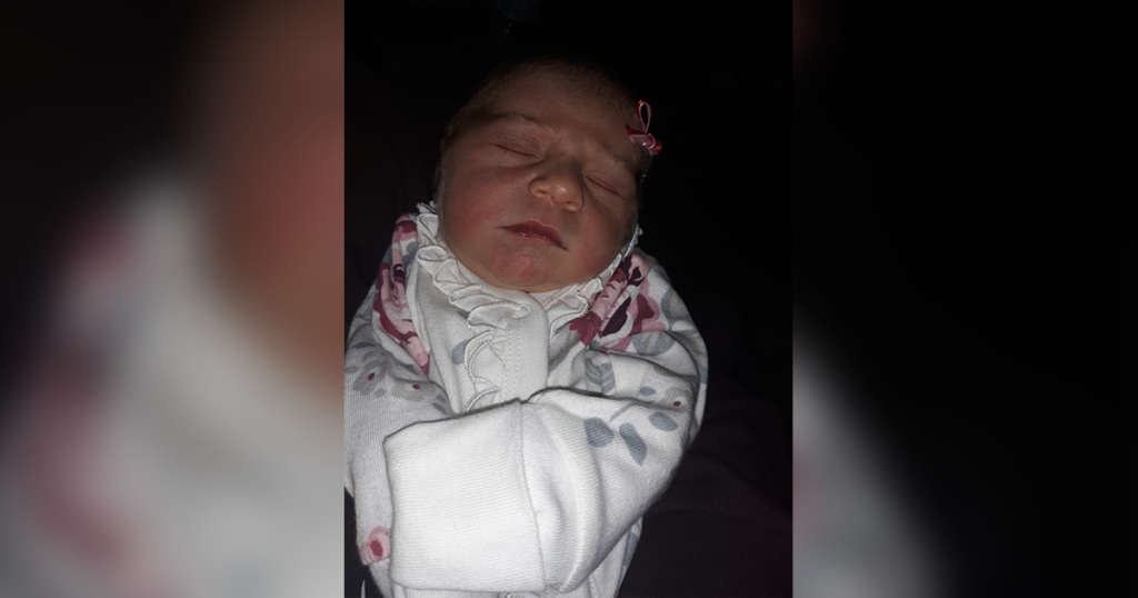 Birth Announcements: Jolene Cheyenne Sample