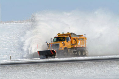 Major Storm Front To Affect Wyoming Travel Over The Weekend