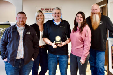 Bailey Recognized for Travel and Tourism Board Service