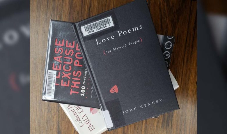 #SWEETREADS: Check Out a Book of Poetry for National Poetry Month