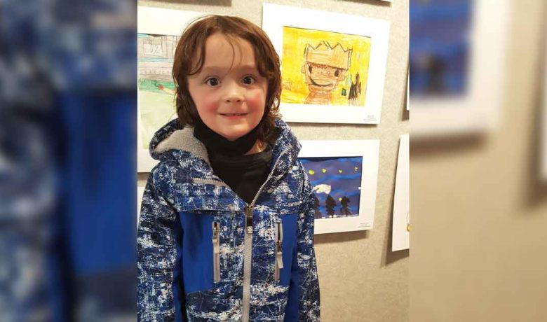 Community Fine Arts Center Showcases Students' Artwork