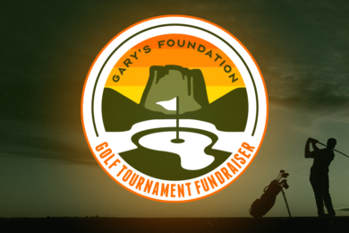 Sign Up Now! Gary's Foundation Golf Tournament Fundraiser