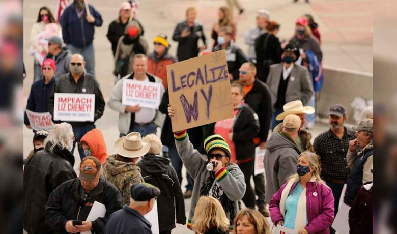 Wyoming Looking at Full Marijuana Legalization to Generate $49.5M in New Revenues