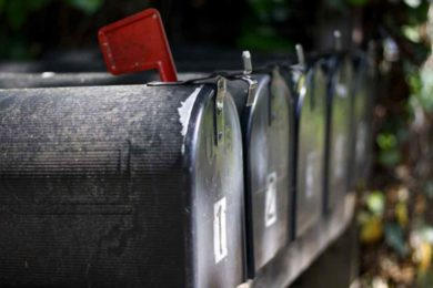 Mail Theft Reported Around Fremont County