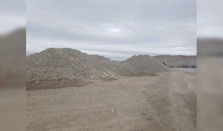 City of Green River to Use Crushed Concrete for Public Works Projects