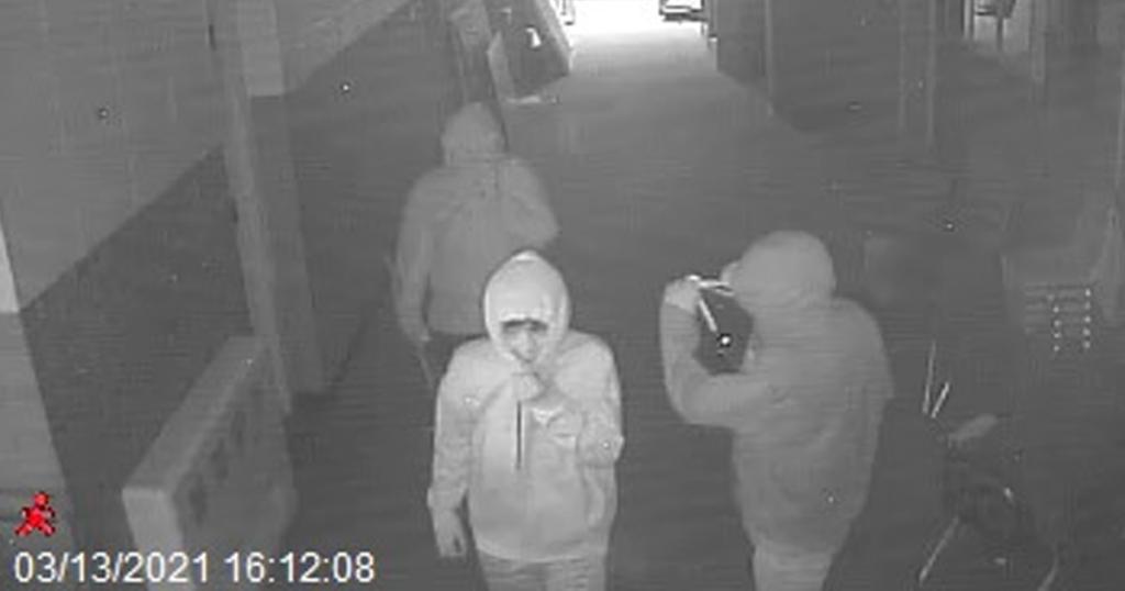 RSPD Seeking Help Identifying Juvenile Suspects in Vandalism Case