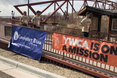 YWCA Run with the Badges