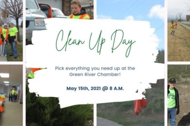 Green River Clean Up Day