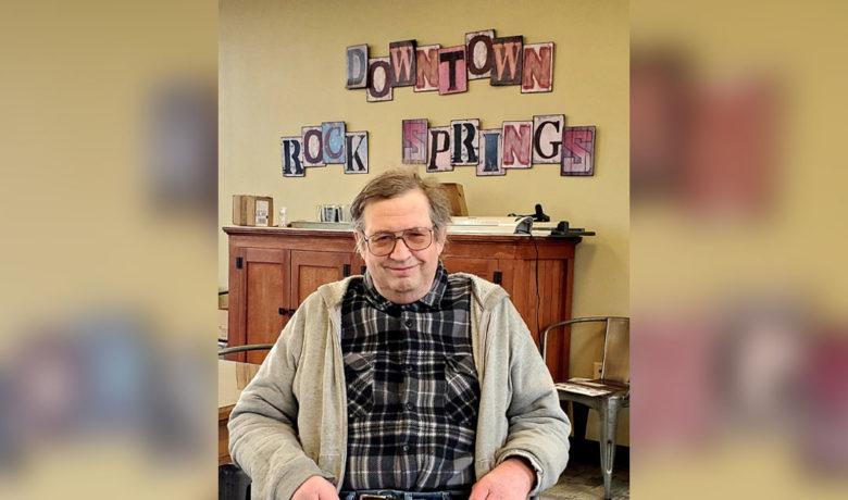 Paul Murray Named Downtown Rock Springs Volunteer of the Month