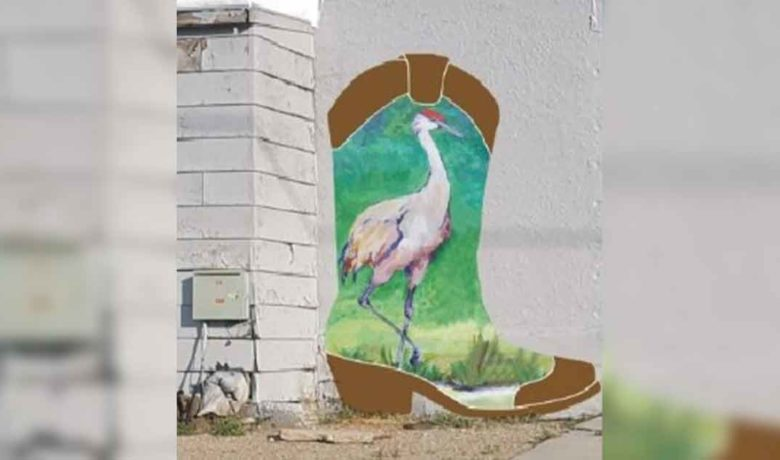 Calling Artists for 'Kickin' it' Mural Project