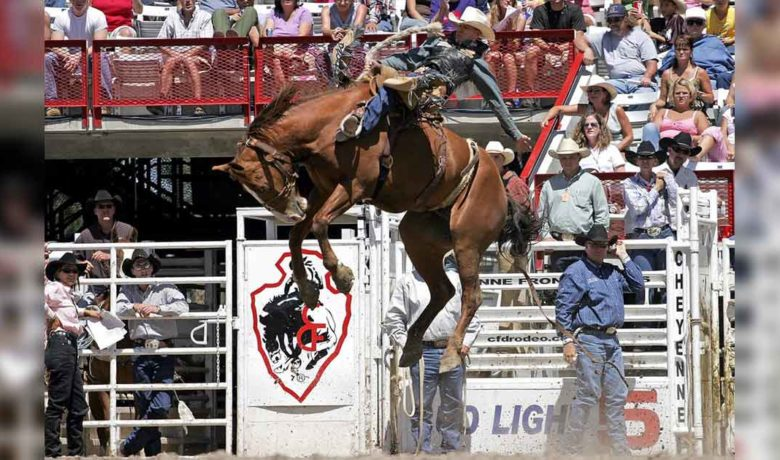 2021 Cheyenne Frontier Days Set to Take Place at Full Capacity
