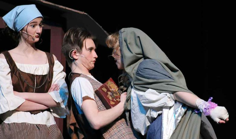 GRHS Thespians to Perform Broadway Version of 'Cinderella'