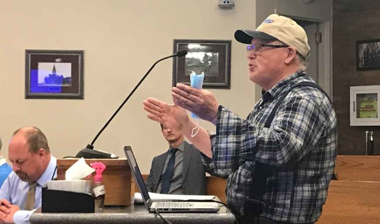 Council Approves Bitter Creek Reclamation Project Bid after Contractor Questioned Process