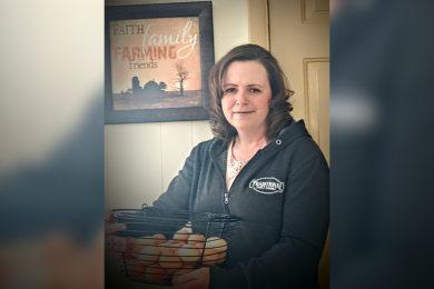 #HOMETOWN HUSTLE: Krystal Gurr | Traditional Family Farms