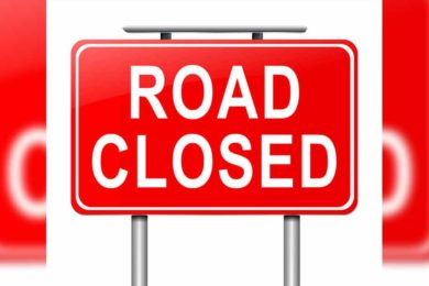 Grant Street Temporarily Closed Wednesday