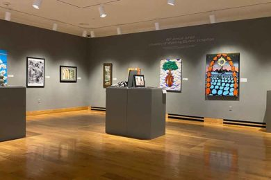 Rock Springs Resident to Have Award-Winning Artwork on Display at UW
