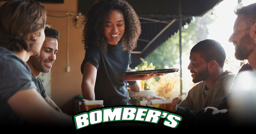 Join the Bomber's/Marty's Team Today!