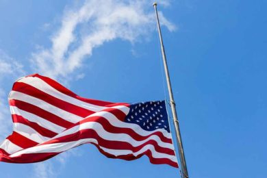 Flags to Fly at Half-Staff for National Peace Officers' Memorial Service