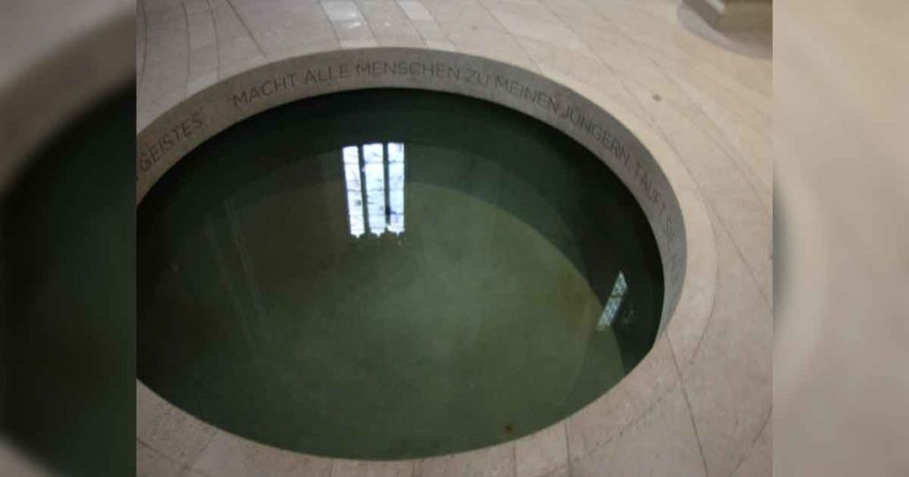 The Water of Resurrection