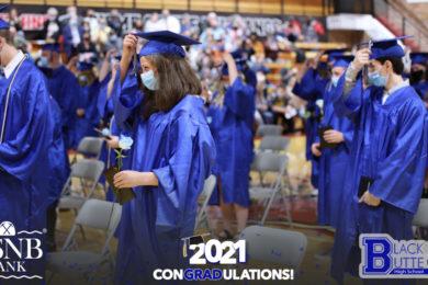 Black Butte High School Celebrates Class of 2021