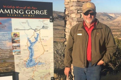 Gary Boyd Retires from Wyoming Game and Fish Department After 29 Years