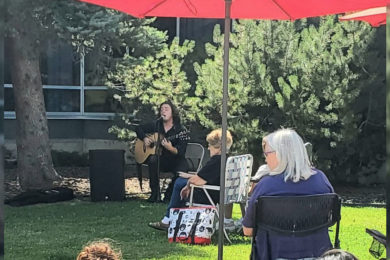 Brown Bag Concert Series Returns to Downtown Rock Springs