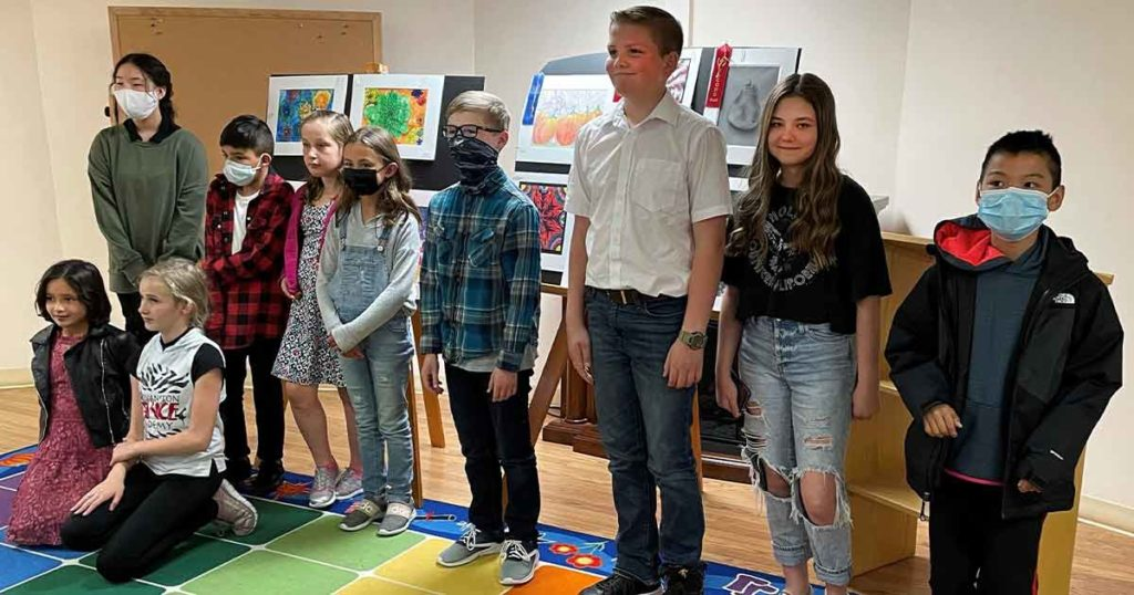 Eleven Artists Recognized by Rock Springs Woman's Club