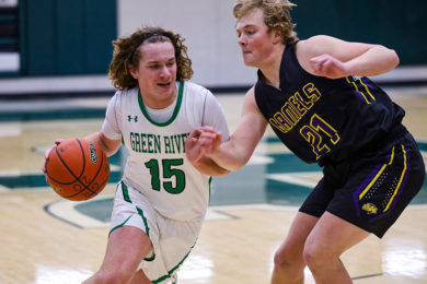 Fuss Wins GRHS Male Athlete of the Year