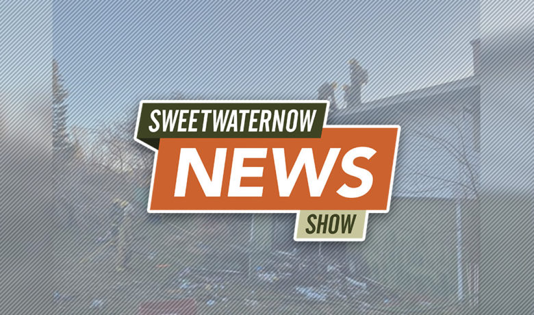 SweetwaterNOW News Show: Fire Departments Put Out Three House Fires