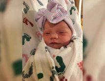 Birth Announcement: Stella Leslie Frommel