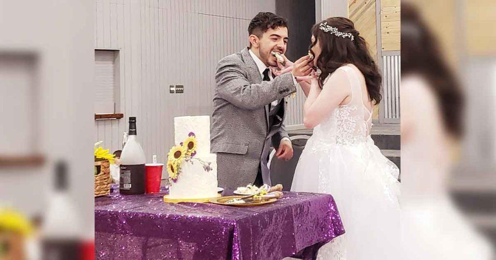 Wedding Announcement: Chavez and Martinez