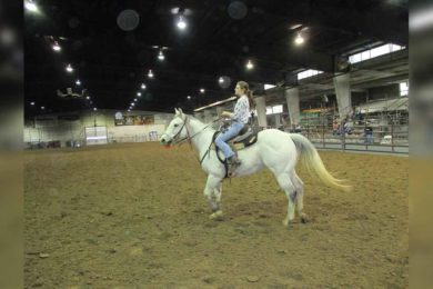 Barrel Racing and the Right Strategy Equals Success