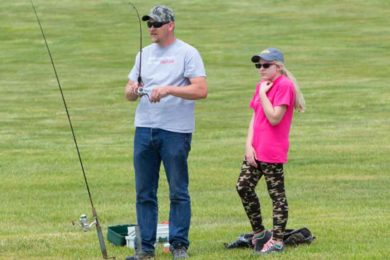 Game and Fish Announced June 5 as Free Fishing Day