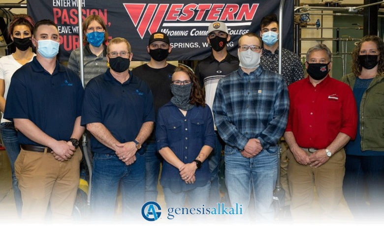 WWCC Plant Operator Students Interview With Genesis Alkali