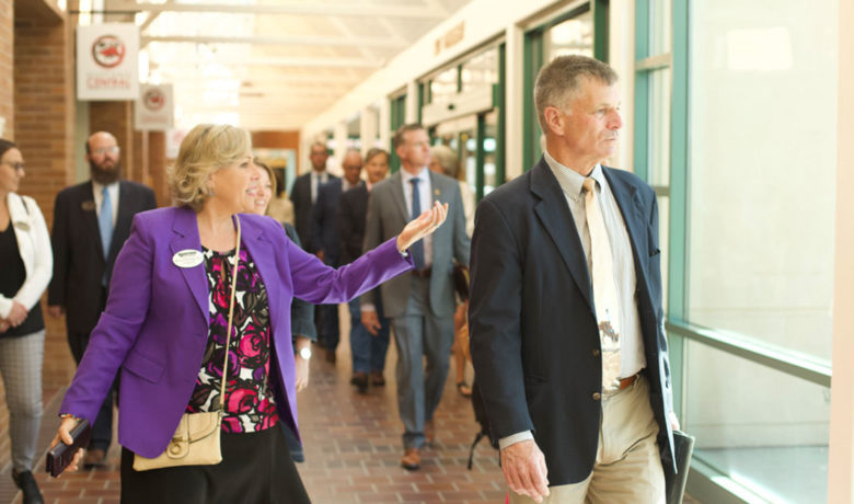 Governor Gordon Discusses Higher Education Initiative at Western