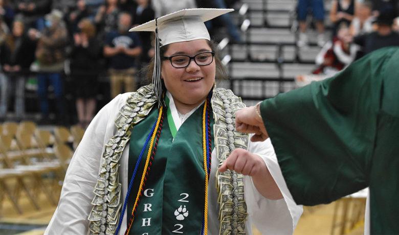 Green River High School Class of 2021 Receives Diplomas