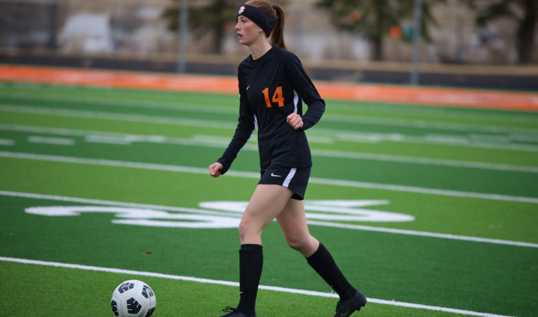 Lady Tigers Soccer Land Six All-State Selections