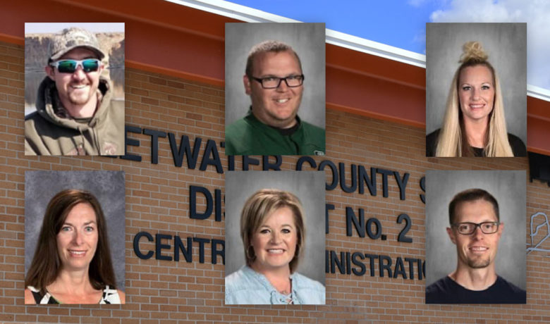 SCSD No. 2 Announces Nominees for 2020-2021 Teacher of the Year Award