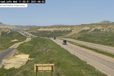 I80 Bridge Work to Cause Significant Reduced Speeds Between Green River and Rock Springs