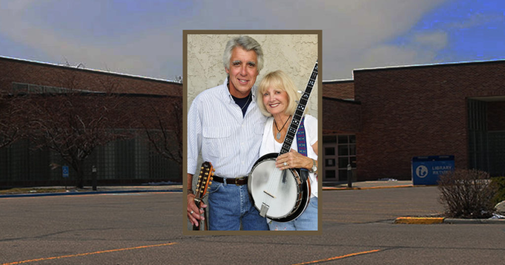 Folk Duo to Perform Free Concert at White Mountain Library