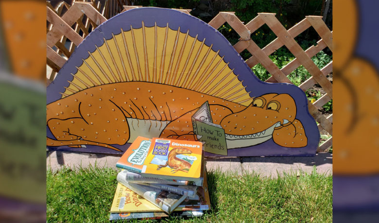 #SWEETREADS: Check Out a Dinosaur-Themed Book This Summer