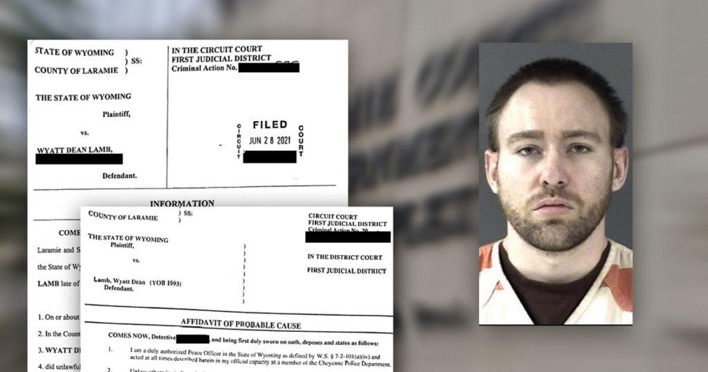 STATEWIDE: Graphic Details Released in Alleged Murder of Cheyenne Toddler