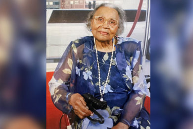 Ruthie Mae Winfrey Miller (December 6, 1919 – October 6, 2020)
