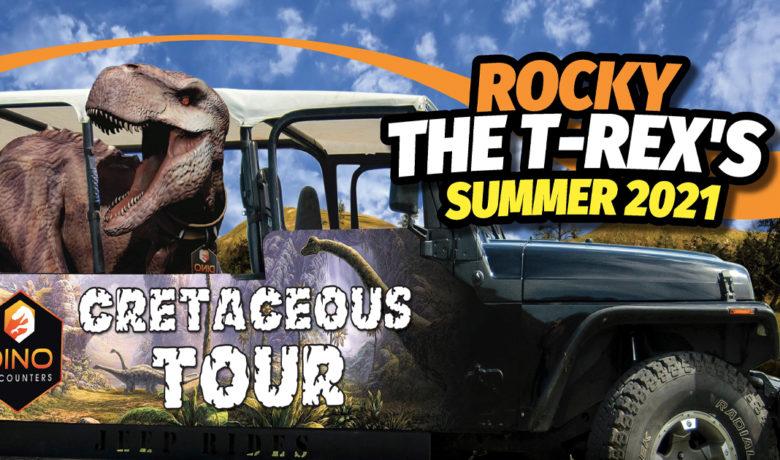 Dino Encounters Cretaceous Tour Comes to Rock Springs