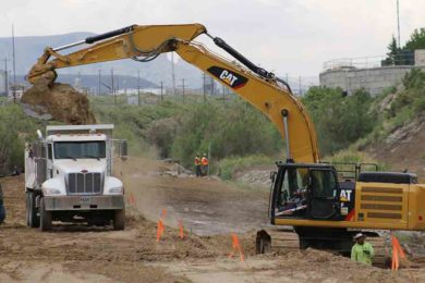 Bitter Creek Reclamation Phase 1 Project Has Begun after a Nearly 2 Decade Wait