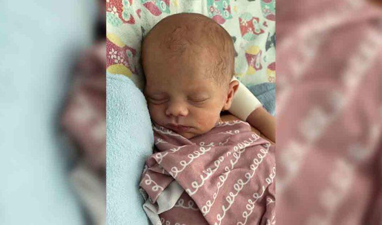 Birth Announcement: Ellie Josephine Grenier